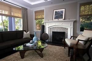 Bridgehampton Classic - Beach Style - Living Room - new