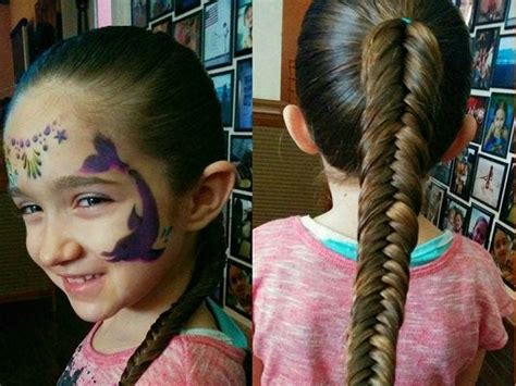 surprising person behind girl s amazing hairstyles