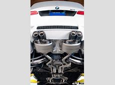 BMW E92 M3 Gets Akrapovic Exhaust at EAS autoevolution