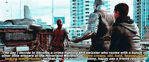 Colossus Deadpool GIF - Colossus Deadpool - Discover ...
