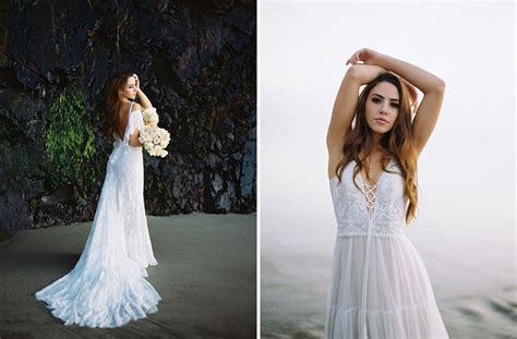 Free Spirited Boho Wedding Dresses By