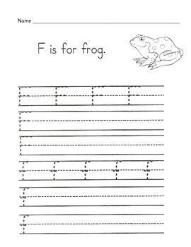 5 letter f worksheets alphabet phonics worksheets