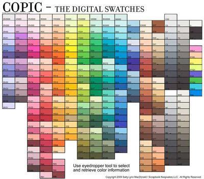 copic digital swatches instructions on how to get the