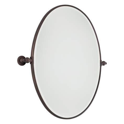 Permalink to Bathroom Mirrors Bronze Finish