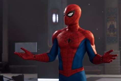 upcoming suits   spider man ps