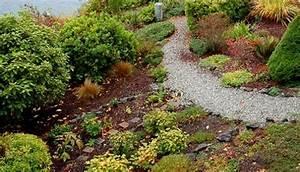 Backyard Design Utah This Xeriscape Garden Atop A Bluff Overlooking Puget Sound