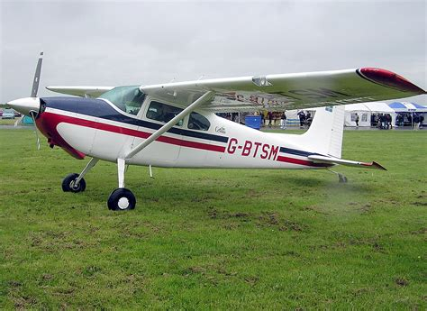 Cessna 180 & 185 Skywagon picture #01 - Barrie Aircraft Museum