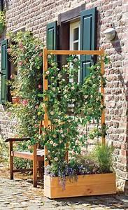 Balkon Wand Verschönern : sichtschutz garten ~ Indierocktalk.com Haus und Dekorationen