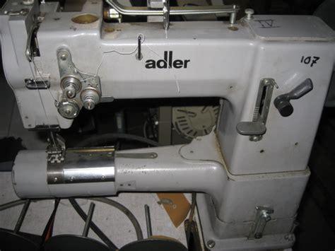 adler arm sieck adler kl 169 273 two needle arm type sewing