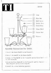 Indoor Lighting 31454 Manuals