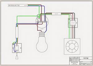 Bathroom exhaust fan design