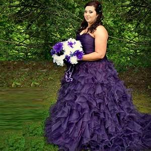 hot sale sweetheart corset gothic purple wedding dress With purple wedding dresses for sale
