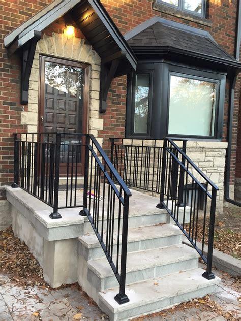 gallery exterior wrought iron railings innovative