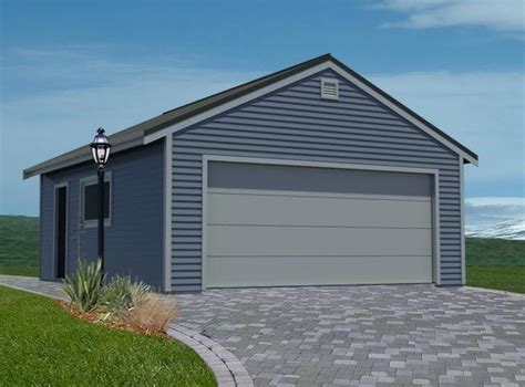 Kiwi Double Garage  House Plans New Zealand Ltd