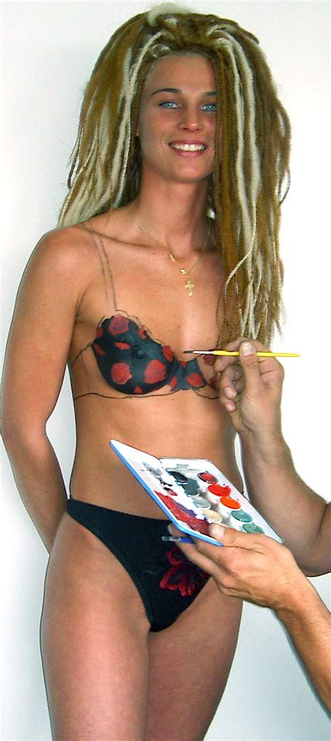 home bodypainting