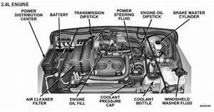 Mitsubishi 2 4l Engine Diagram
