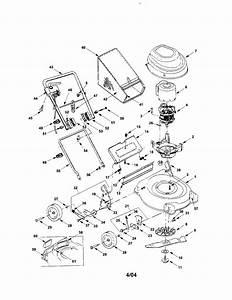 Bolens Electric Mower Parts