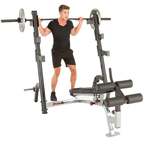 Ironman Fitness Reality Xclass Olympic Weight Bench