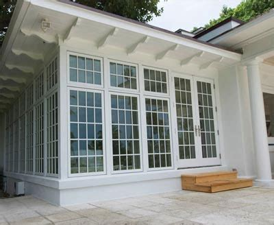 andersen picture bay bow  garden windows chicago nombach roofing  tuckpointing