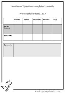 counting worksheets    printable workbook
