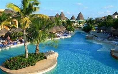 Cancun Foto Mexico Desktop Resort 1920 Thailand