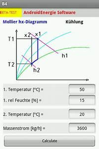 Enthalpie Berechnen : hx mollier diagramm latest version apk ~ Themetempest.com Abrechnung