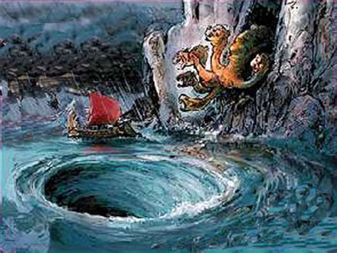 finding the path between scylla and charybdis when wins