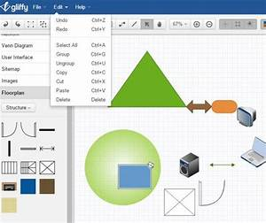 Draw Diagram And  Charts Using Browser App Save As Jpg