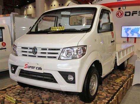 Gambar Mobil Dfsk Supercab by Ini Pesaing Daihatsu Gran Max Dari China Mobil Baru