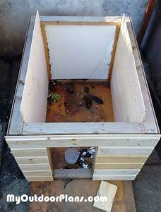 17 best ideas about insulated dog houses on pinterest With how to build an insulated dog house