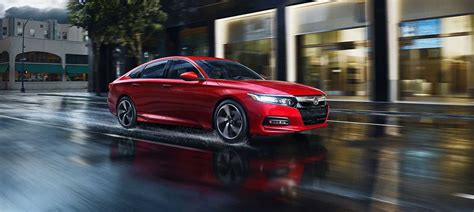 honda accord specs pricing  features info