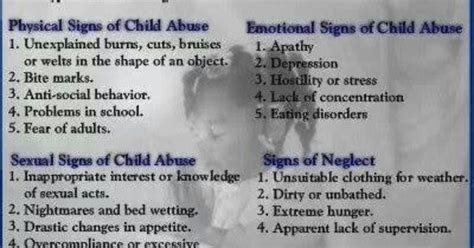 signs of child abuse abuse of children emotional 526 | d1a3101daf78e5f7e5a082797c1e754d