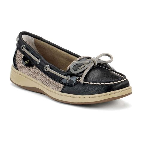 Sperry Angelfish Slip On Boat Shoe by Sperry Women S Angelfish Slip On Boat Shoe 9101916 Size 8