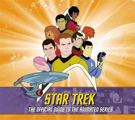 Book Review: Star Trek: The Official Guide To The Animated ...
