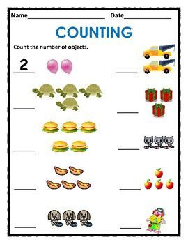 counting        animals objects shapes