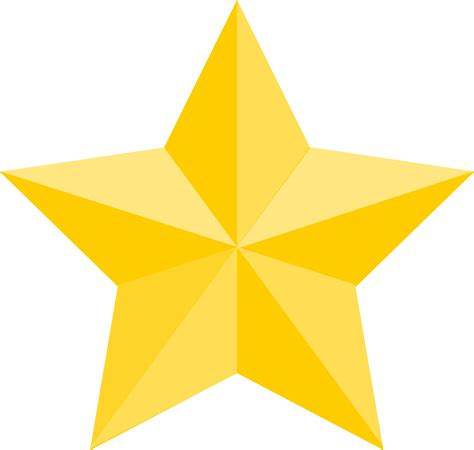 large star clipart