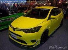 Toyota Vios Trd Bodykit 3rd Gen [ Spoilers & Body Kits