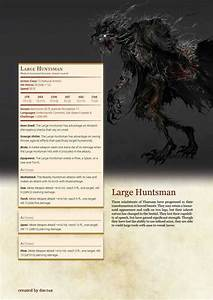 Bloodborne Monster Manual By Dm Tuz In 2020