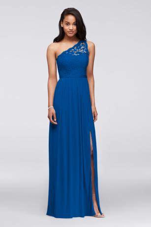 royal blue bridesmaid dresses short long davids bridal