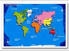 Maps Prints Posters WallArtDirectcouk
