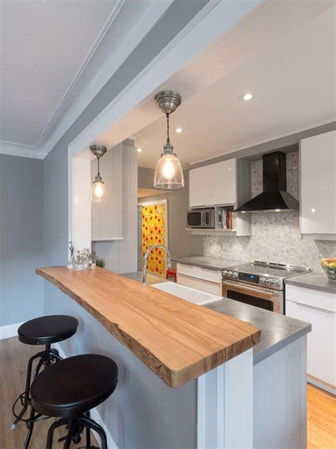 cuisiner maison cozinha americana pequena com sala 3 sala copa