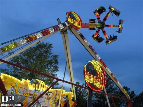 trip report  staten island mall carnival  dod