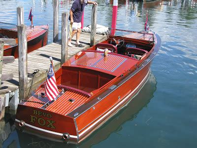 Wooden Boat Show 2017 Michigan by Hessel Wooden Boat Show