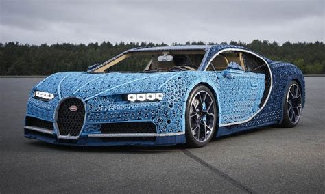 Lego and bugatti have only gone and made a 1:1 full size working model of the chiron! LEGO Built a Life-Size Bugatti Chiron That Actually Drives   Bugatti chiron, Bugatti, Lego
