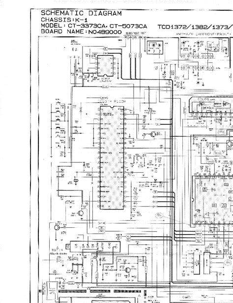 Lcd Wiring Diagram Free Schematic by Samsung Txd1972 Chasis K1 Circuit Diagram Service Manual