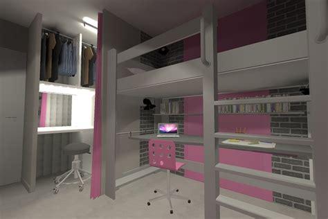 deco york chambre fille ordinaire deco york chambre fille 3 lit mezzanine