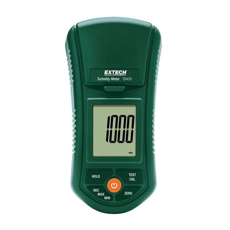 extech instruments portable turbidity meter tb400 the home depot