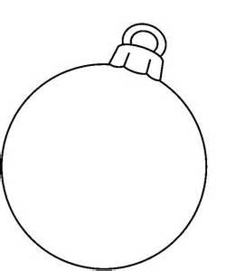 blank ornament my k classroom