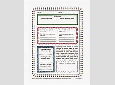 Adventures in Guided Journaling Printable journal pages