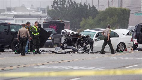 Bruce Jenner Calls Car Crash 'a Devastating Tragedy'